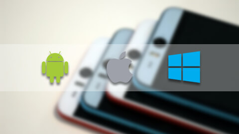 Android, iOS ou Windows ?